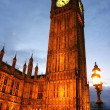 Big Ben Tower — Foto Stock