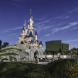 DISNEYLAND PARIS - Stock Photo