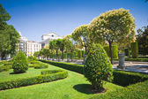 Park in Spain — Stock Photo