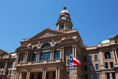 Historic Tarrant County Courthouse — Stock Photo