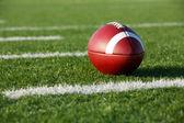 American Football — Stock Photo