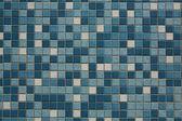 Retro Blue Tile Background — Stock Photo