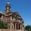 Historic Tarrant County Courthouse — Stock Photo #19775205