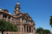 Historic Tarrant County Courthouse — Stok fotoğraf