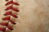 Baseball Macro Close up — Stock Photo