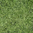 American Football Field Astro Turf Close Up — Stock Photo