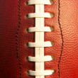 Pro Football Close Up — Stock Photo