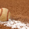 Baseball on the Line — Stock Photo #35703761