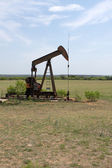 West Texas Oil Pump — Stock Photo