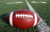 American Football with the Fifty Beyond — Stock Photo