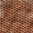 Rusted Metal for Industrial Background — Stock Photo