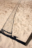 Shadow of a Volleyball Net — Stock Photo