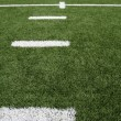 AmericFootball Field Yard Lines — Foto Stock #38317665