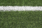American Football Field Yard Line — Stock Photo