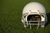 Football helmet — Stock Photo