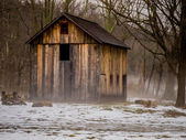 Zchátralý dům — Stock fotografie