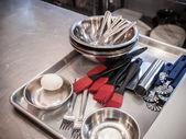 Ravioli Making — Stock Photo