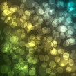 Stock Photo: Shiny comment bokeh light background