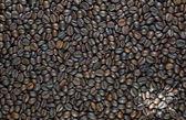 Bat icona sullo sfondo di caffè e strutturato — Foto Stock