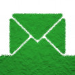 Plasticine of mail icon — Stock Photo #23904025
