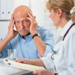 Medical exam — Stock Photo
