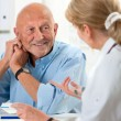 Medical exam — Stock Photo #13359450