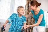 οικιακή φροντίδα — Φωτογραφία Αρχείου