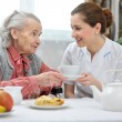Nursing home - Foto Stock