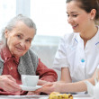 Stockfoto: Nursing home