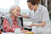 Nursing home — 图库照片