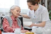 Verpleeghuis — Stockfoto