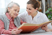 Nursing home — Stock Photo