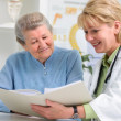 Doctor and patient — Stock Photo #29654687