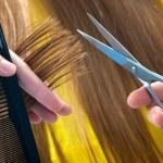 Hairdressing — Stock Photo
