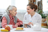Nursing home — Stockfoto