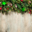 Christmas decoration — Stock Photo #30967987