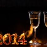 New Year Celebration — Stock Photo