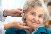 Hearing Aid — Stock Photo