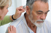 Hearing Aid — Stock Photo