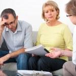 Advisory service for debtors — Stock Photo #50731315