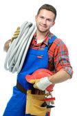 Repairman — Stock Photo