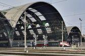 中央火车站米兰 — Stock fotografie
