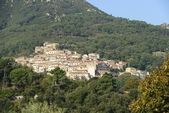 Marciana village, Elba — Stockfoto