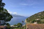 Coast at Forno, Elba — Stock Photo