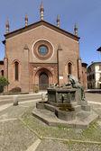 San Francesco church, Vigevano — Stock Photo