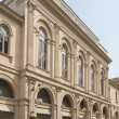 Stock Photo: Old teather facade, Rieti
