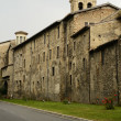 Stock Photo: Medieval city walls, Rieti