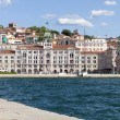 City centre of Trieste, Italy - Stock Photo