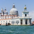 Venice, Punta della Dogana. Italy. — Stock Photo