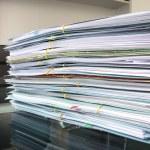 File stack — Stock Photo #12080808